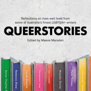 Order the new Queerstories book today.
